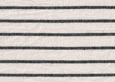 02.20 weiß-schwarz gestreifter Chambray