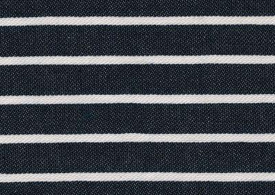 25.20 Bretonische Streifen Blau-Weiß